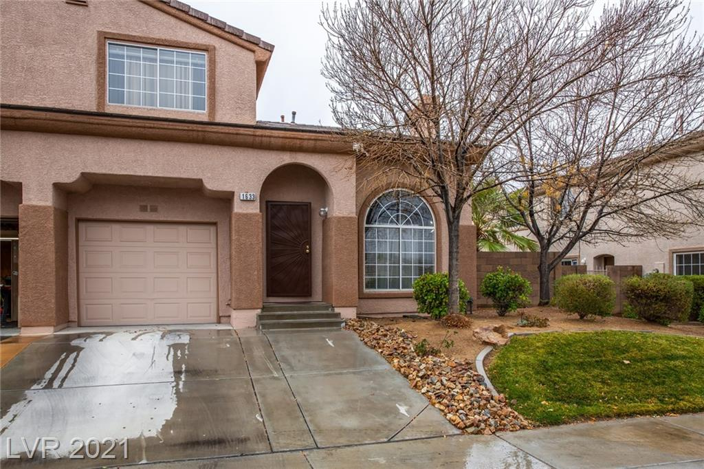 1633 Cave Spring Drive Property Photo - Henderson, NV real estate listing