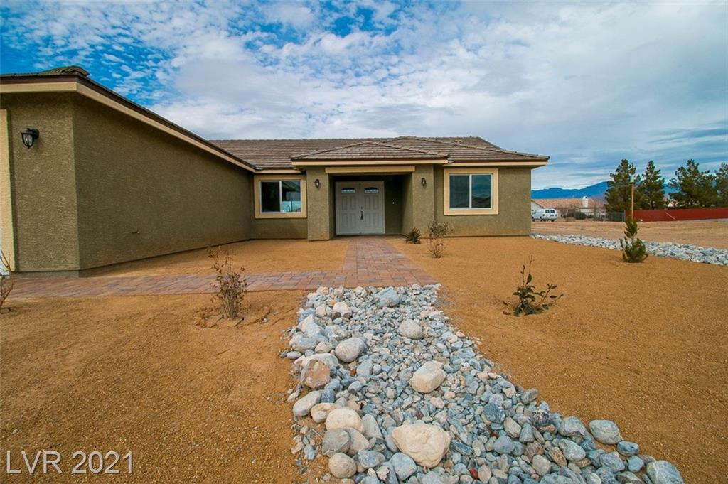 1121 S BLAGG Property Photo - Pahrump, NV real estate listing