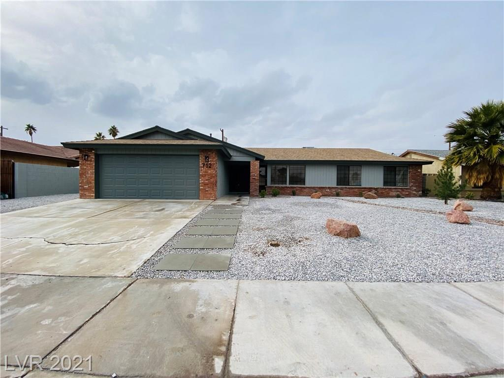 712 Glen Abbey Circle Property Photo - Las Vegas, NV real estate listing
