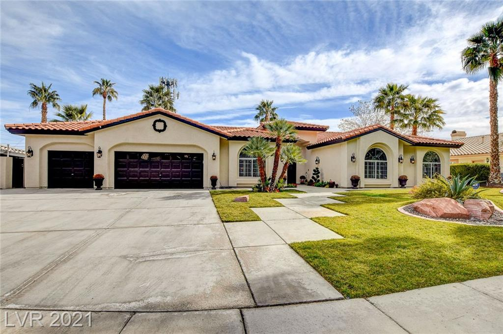 3987 Placita Del Lazo Property Photo - Las Vegas, NV real estate listing