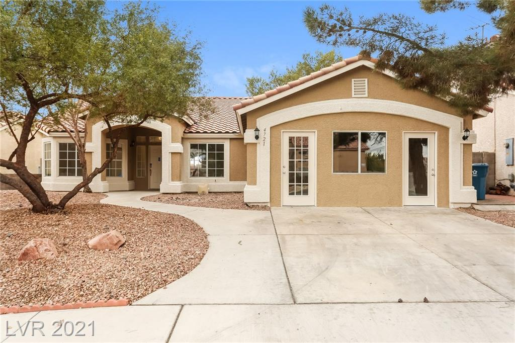 4721 Pointe Decatur Way Property Photo - North Las Vegas, NV real estate listing