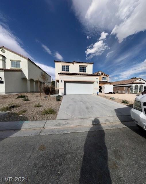 5748 Lucky Pagoda Court Property Photo - Las Vegas, NV real estate listing