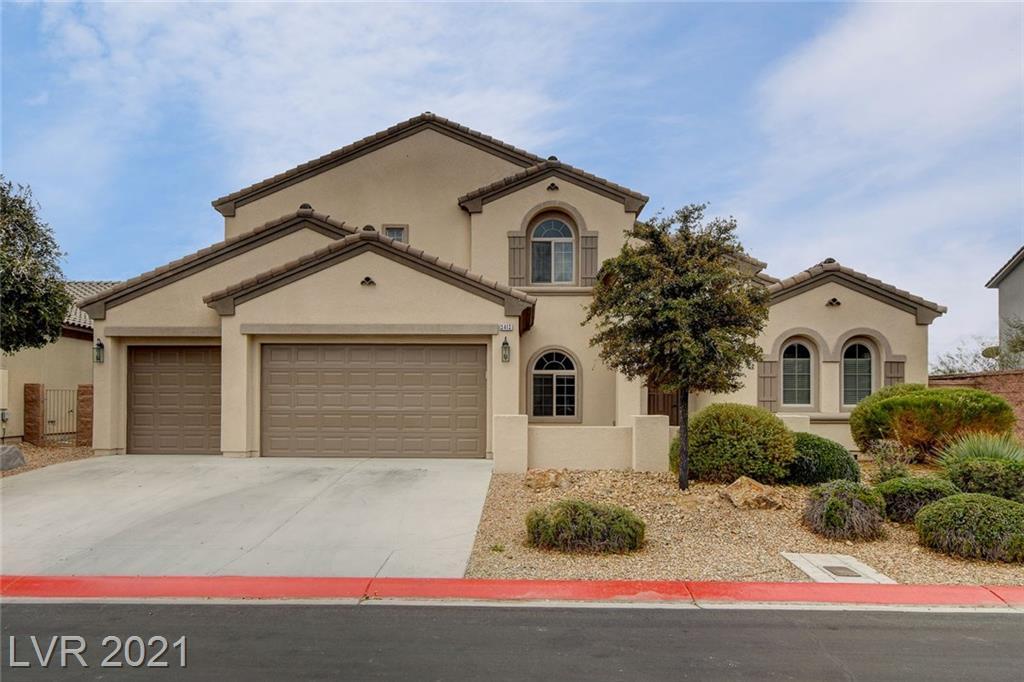 3413 Fledgling Drive Property Photo - North Las Vegas, NV real estate listing