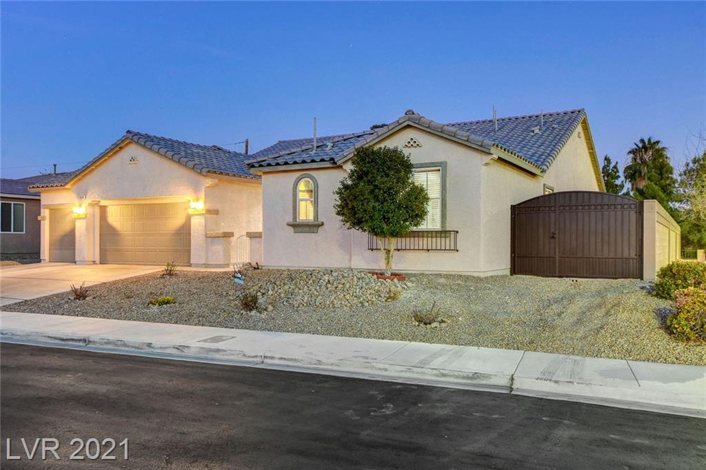 5604 COPPER HARBOR Court Property Photo - Las Vegas, NV real estate listing