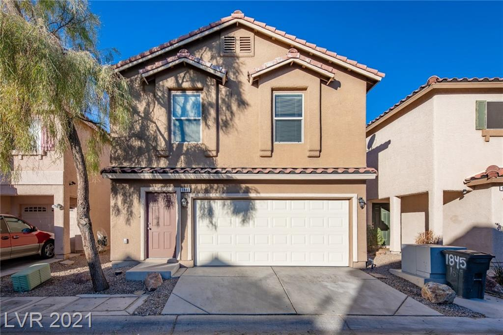 1841 Luna Alegre Street Property Photo - Las Vegas, NV real estate listing