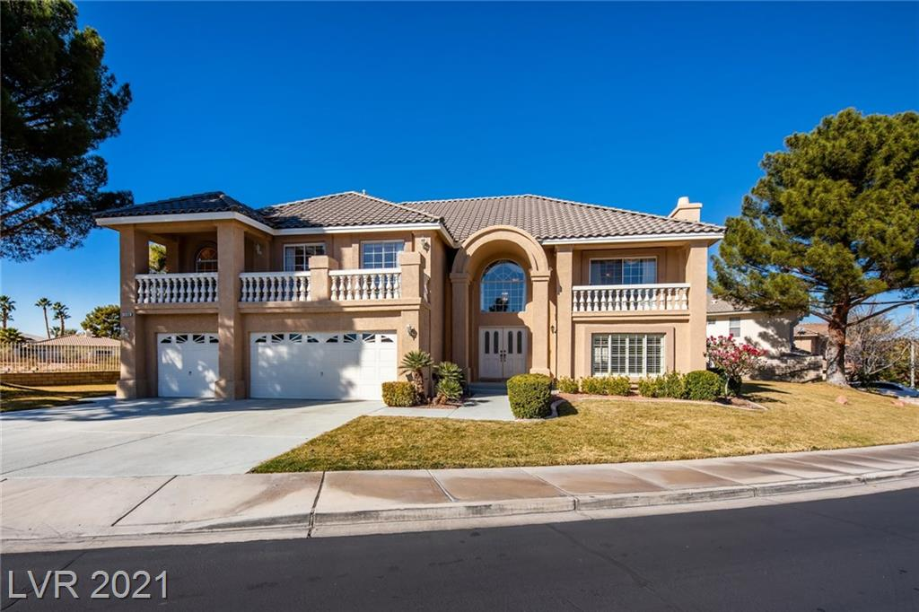 2498 Ram Crossing Way Property Photo - Henderson, NV real estate listing
