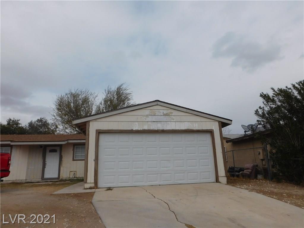 1100 Stone River Drive Property Photo - North Las Vegas, NV real estate listing