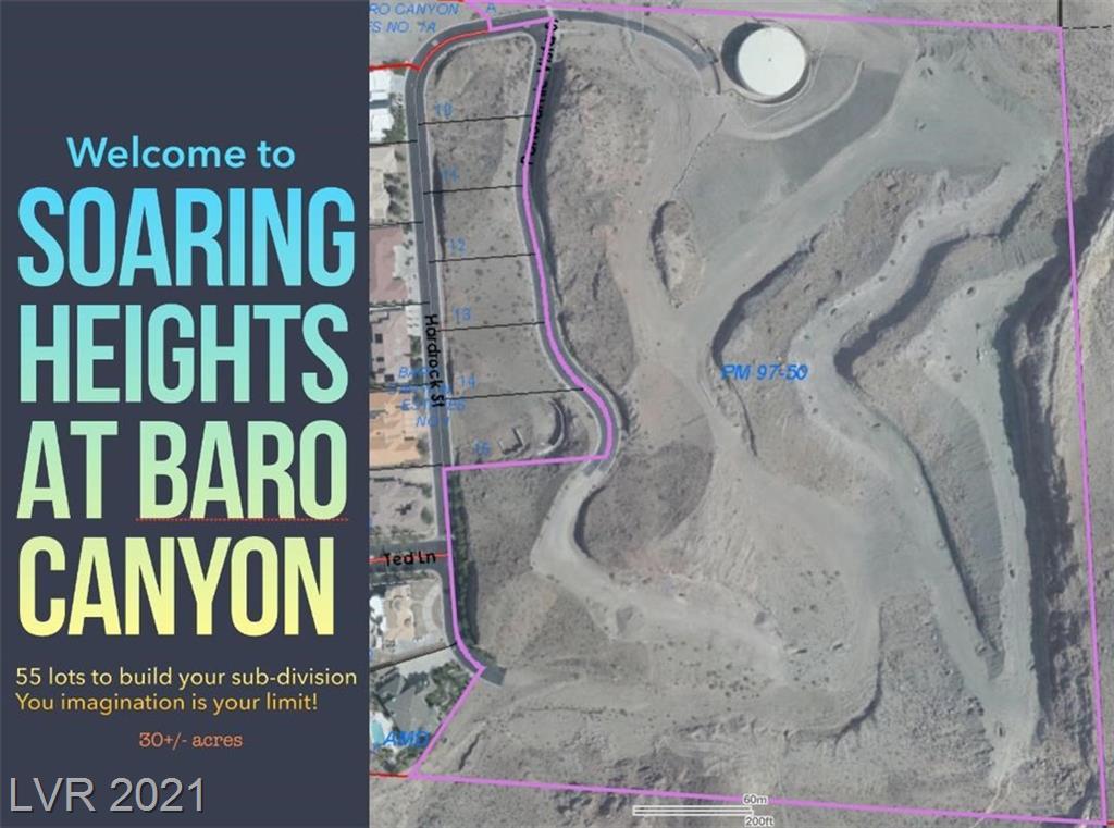 Panoramic Vista ST. Property Photo - Las Vegas, NV real estate listing