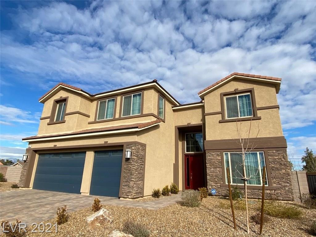 3946 Valles Caldera Court Property Photo - Las Vegas, NV real estate listing