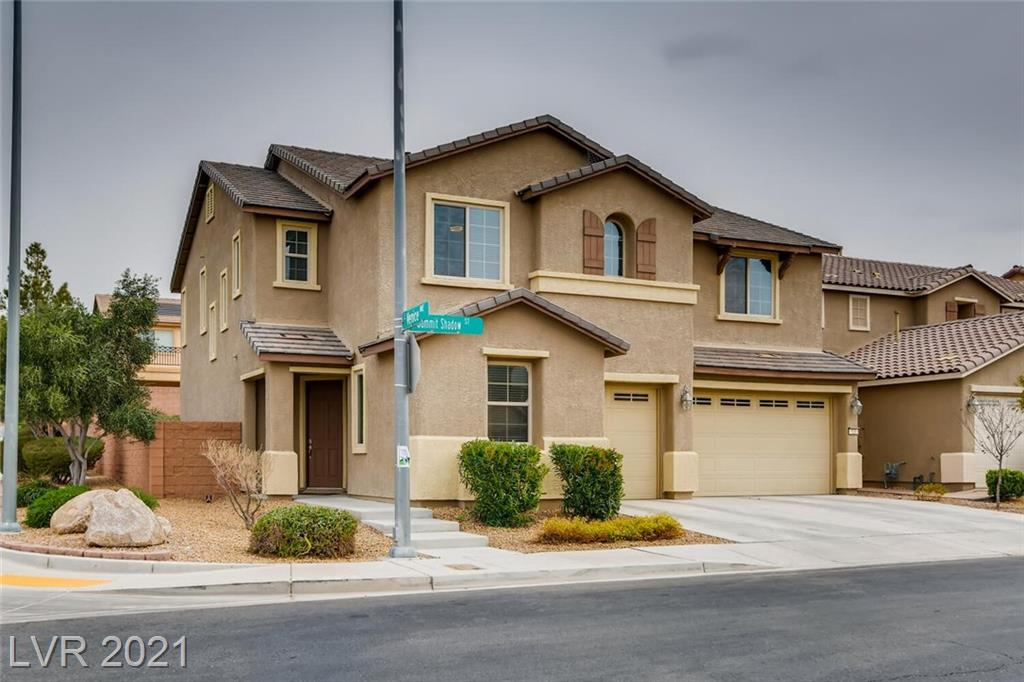 320 Summit Shadow Street Property Photo - Henderson, NV real estate listing