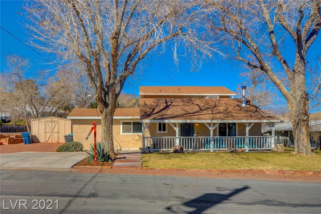 1 Castalia Street Property Photo - Blue Diamond, NV real estate listing