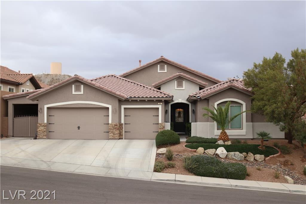 854 Da Vinci Cove Property Photo - Boulder City, NV real estate listing