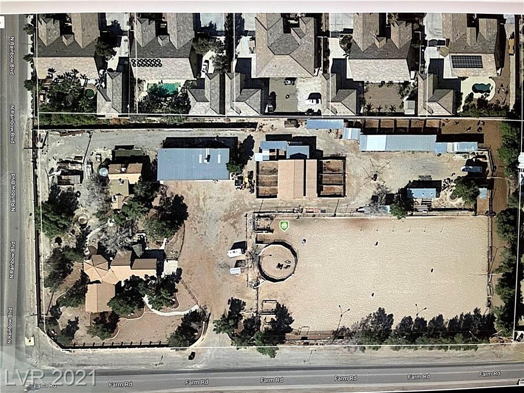 6770 Farm Road Property Photo - Las Vegas, NV real estate listing