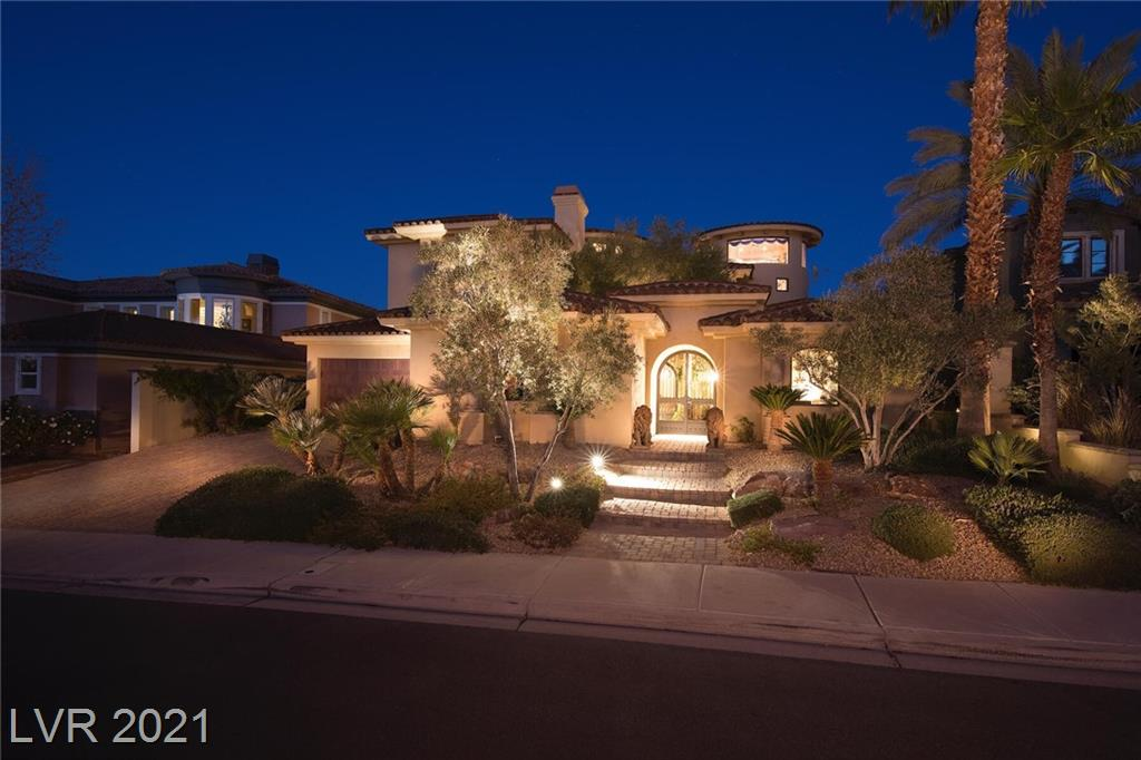 18 GRAND MIRAMAR Drive Property Photo - Henderson, NV real estate listing