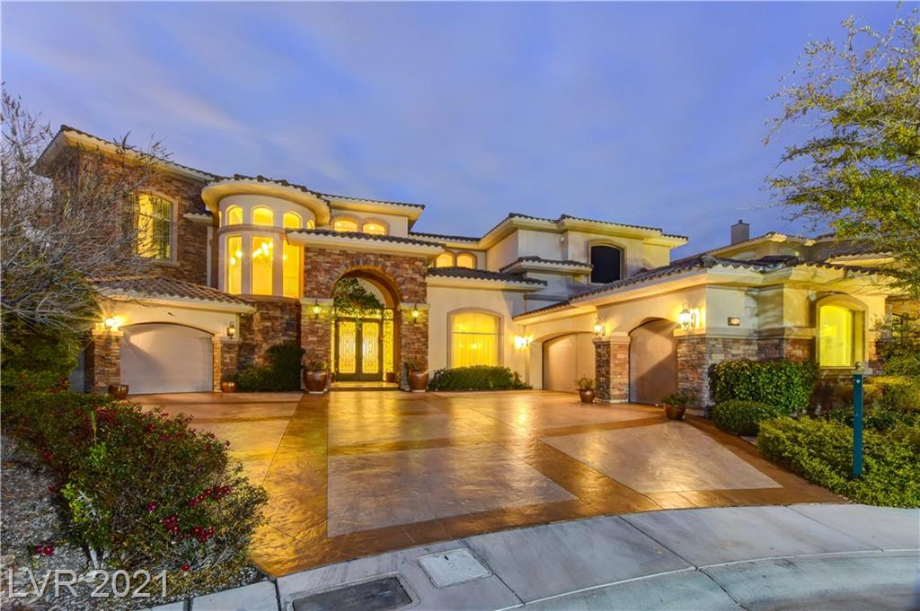 2596 San Giorgio Circle Property Photo - Henderson, NV real estate listing