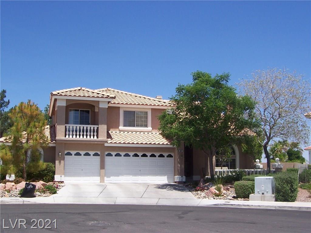 3614 Emerald Beach Court Property Photo - Las Vegas, NV real estate listing