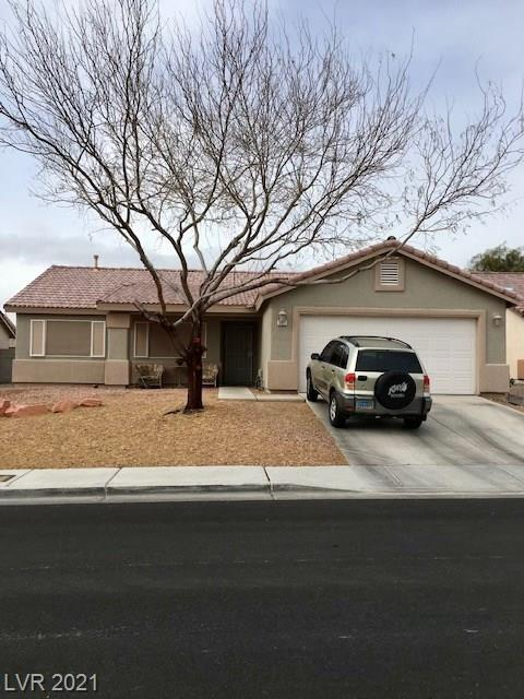 5121 Lost Canyon Drive Property Photo - North Las Vegas, NV real estate listing