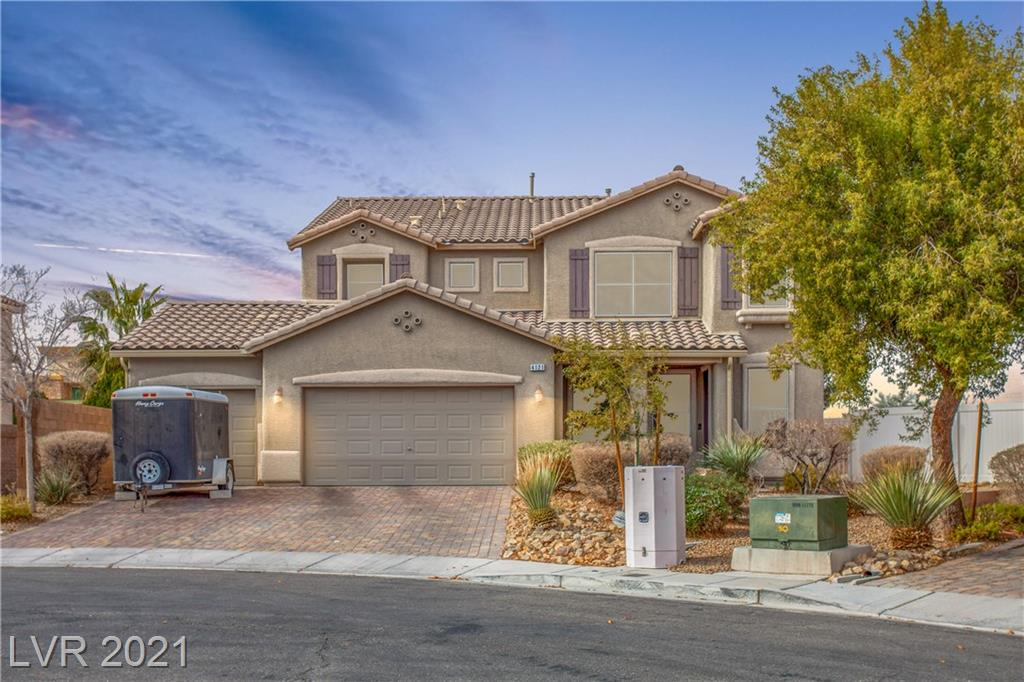 4121 Deep Space Street Property Photo - North Las Vegas, NV real estate listing