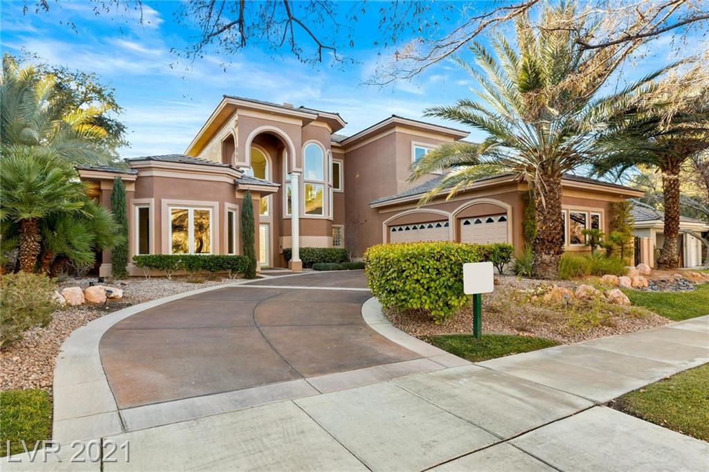 2025 Grouse Street Property Photo - Las Vegas, NV real estate listing
