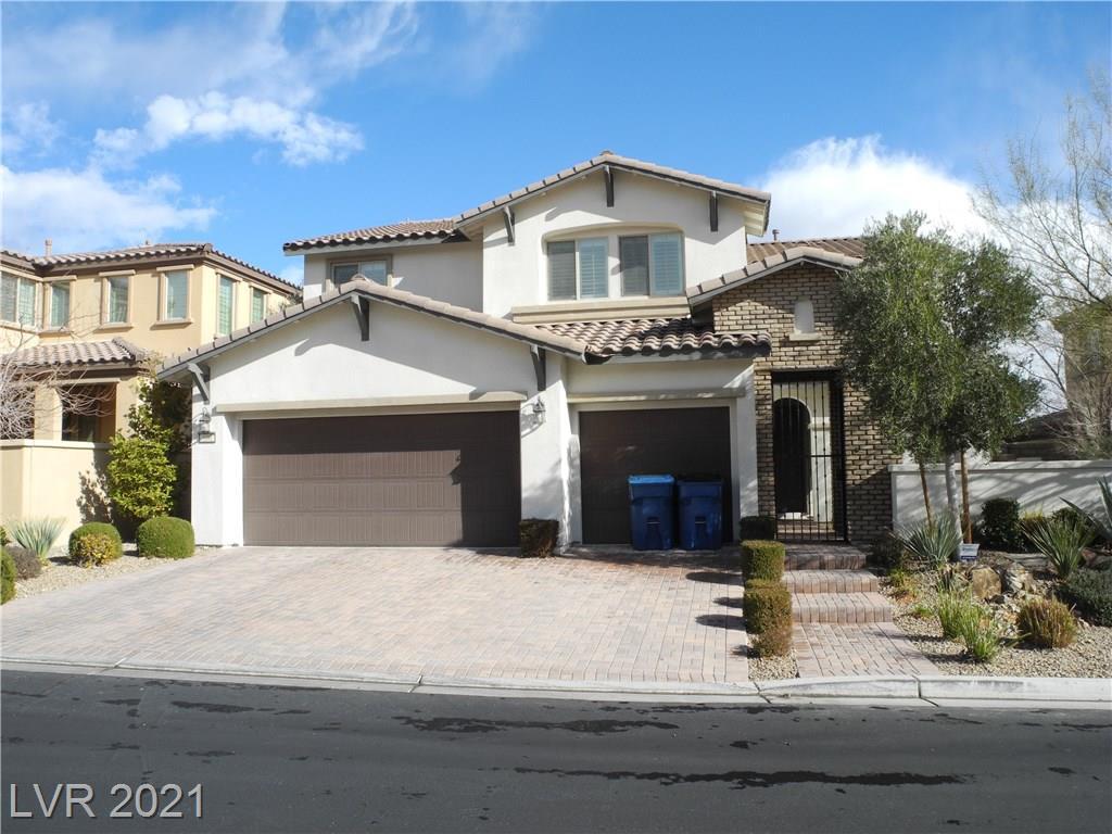 600 Hunter Flat Street Property Photo - Las Vegas, NV real estate listing