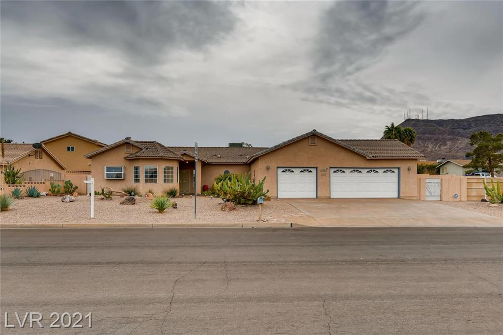 281 Viewmont Drive Property Photo - Henderson, NV real estate listing