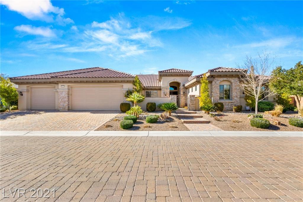 6135 CORTNEY RIDGE Court Property Photo - Las Vegas, NV real estate listing
