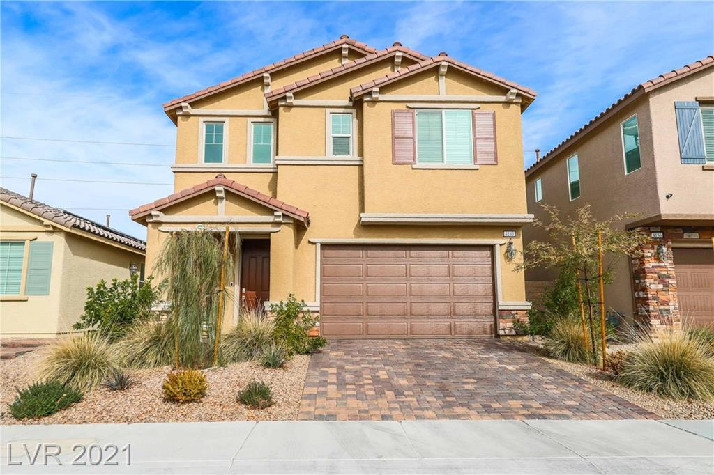 4140 Midnight Crest Avenue Property Photo - North Las Vegas, NV real estate listing