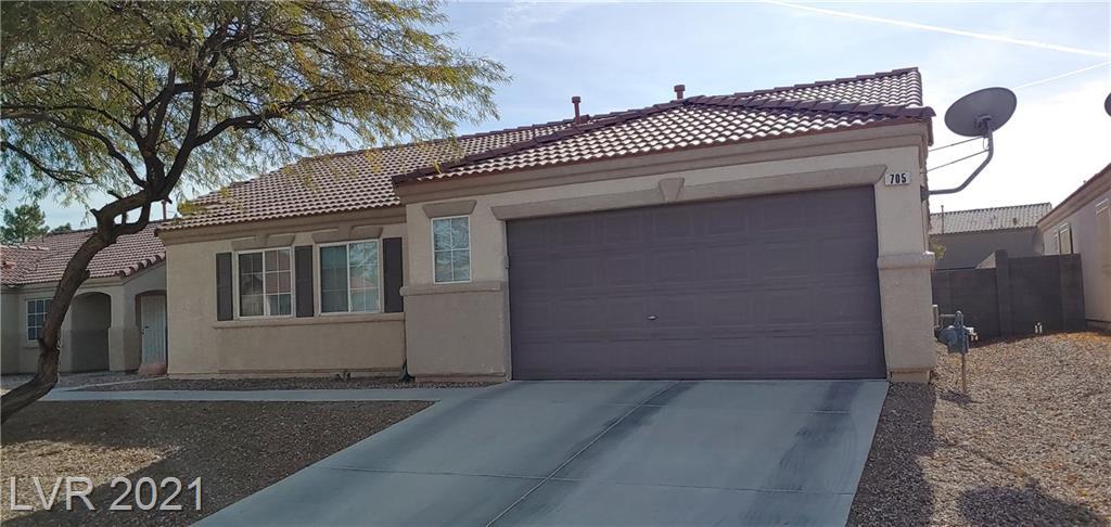 705 Azure Banks Avenue Property Photo - North Las Vegas, NV real estate listing