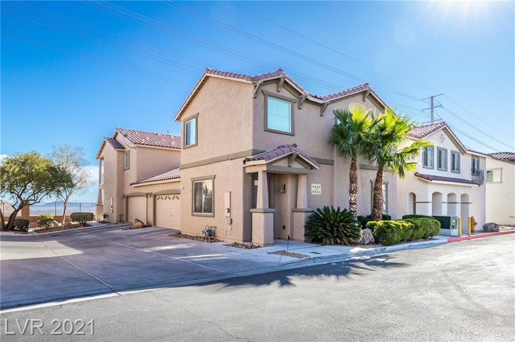 4118 Sparrow Rock Street Property Photo - Las Vegas, NV real estate listing