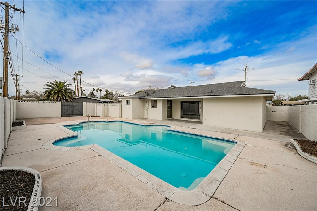 1921 Fontana Avenue Property Photo - Las Vegas, NV real estate listing