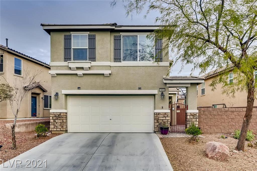 10838 Dobbs Avenue Property Photo - Las Vegas, NV real estate listing