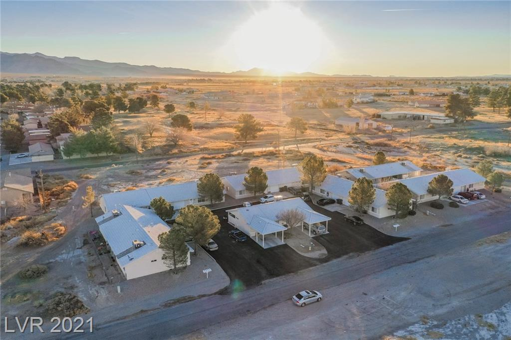 1141 Sixshooter Avenue Property Photo - Pahrump, NV real estate listing
