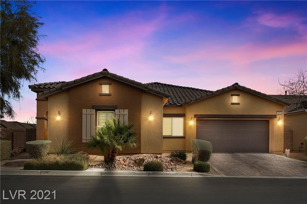 5982 Collin Crossing Street Property Photo - Las Vegas, NV real estate listing