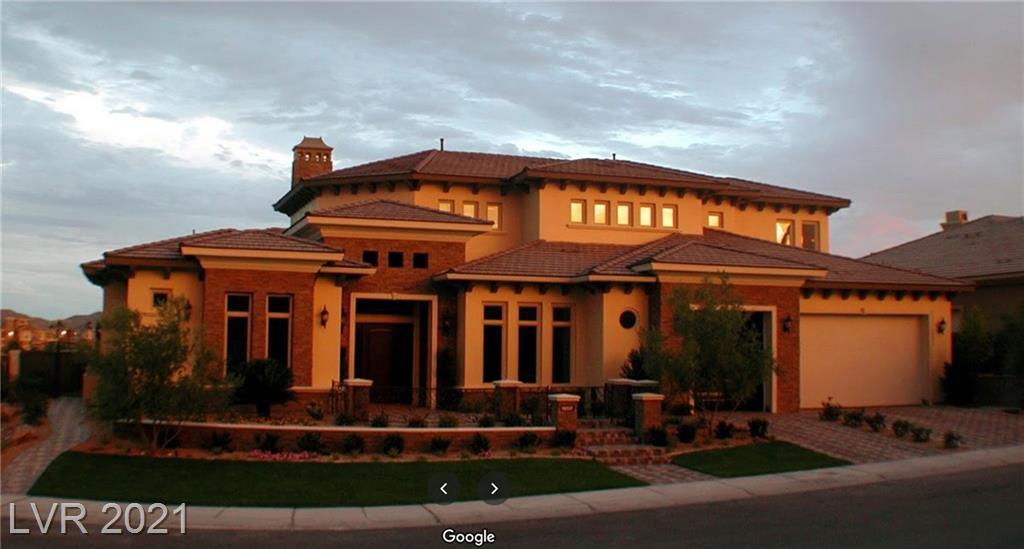 10117 Edgecliff Lane Property Photo - Las Vegas, NV real estate listing