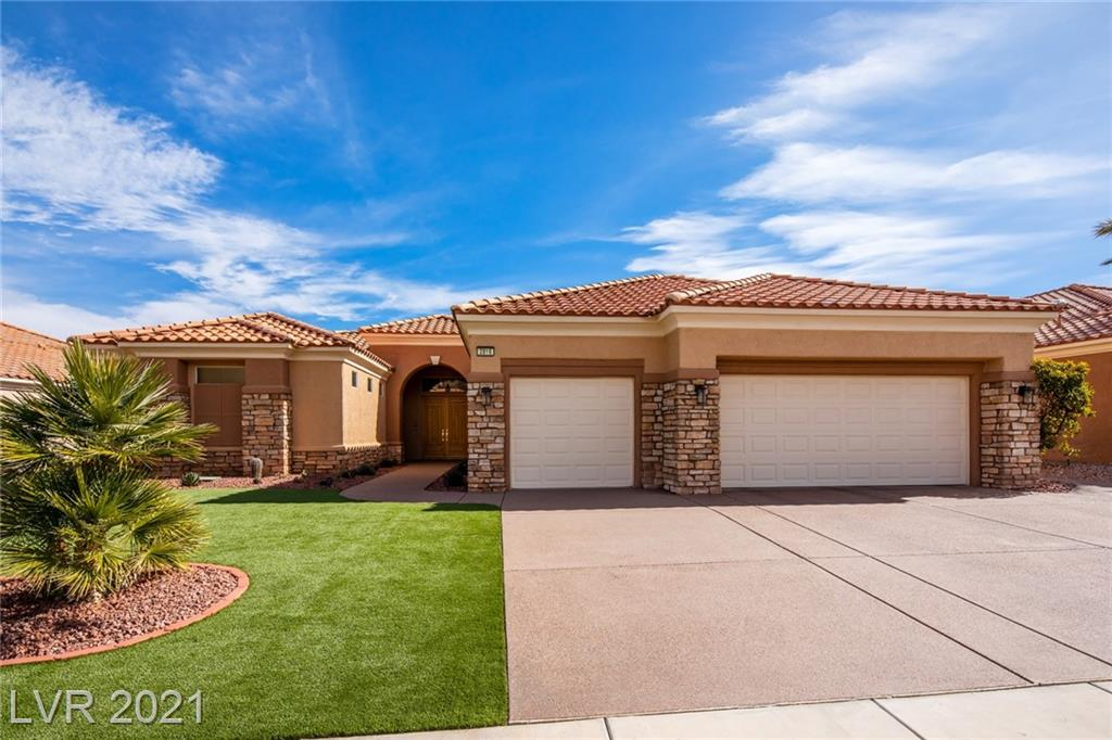 2816 Vista Butte Drive Property Photo - Las Vegas, NV real estate listing