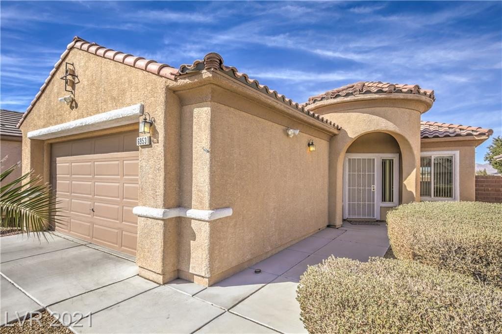 6953 Diver Avenue Property Photo - North Las Vegas, NV real estate listing