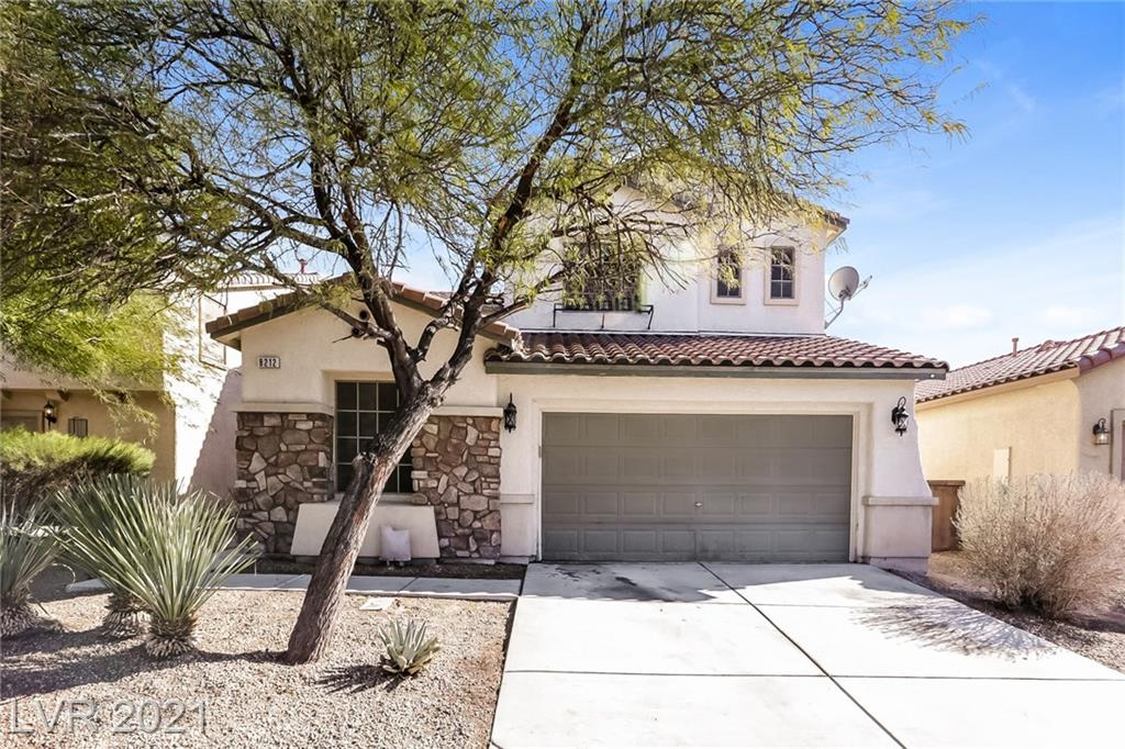 8212 Mesa Bloom Street Property Photo - North Las Vegas, NV real estate listing