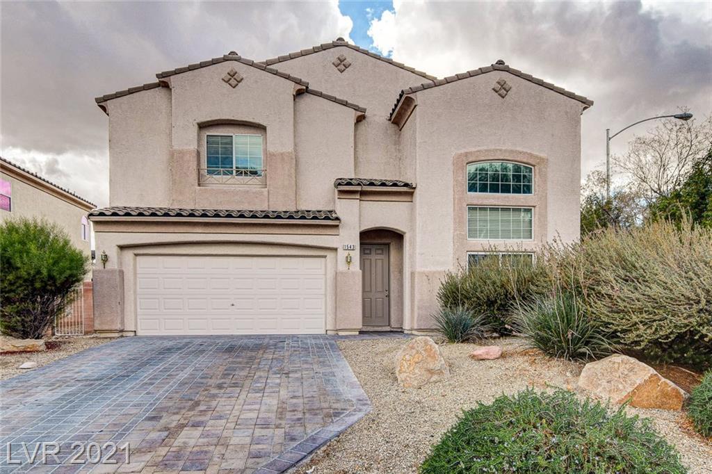 Laguna Palms Avenue Property Photo - North Las Vegas, NV real estate listing