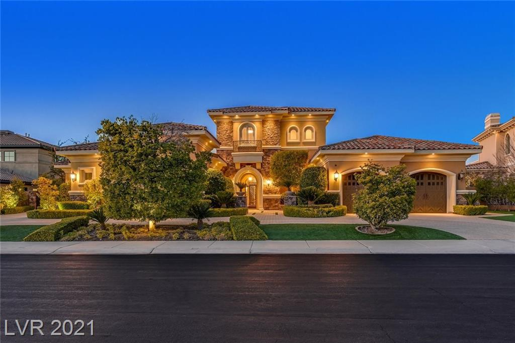 20 Sankaty Circle Property Photo - Henderson, NV real estate listing