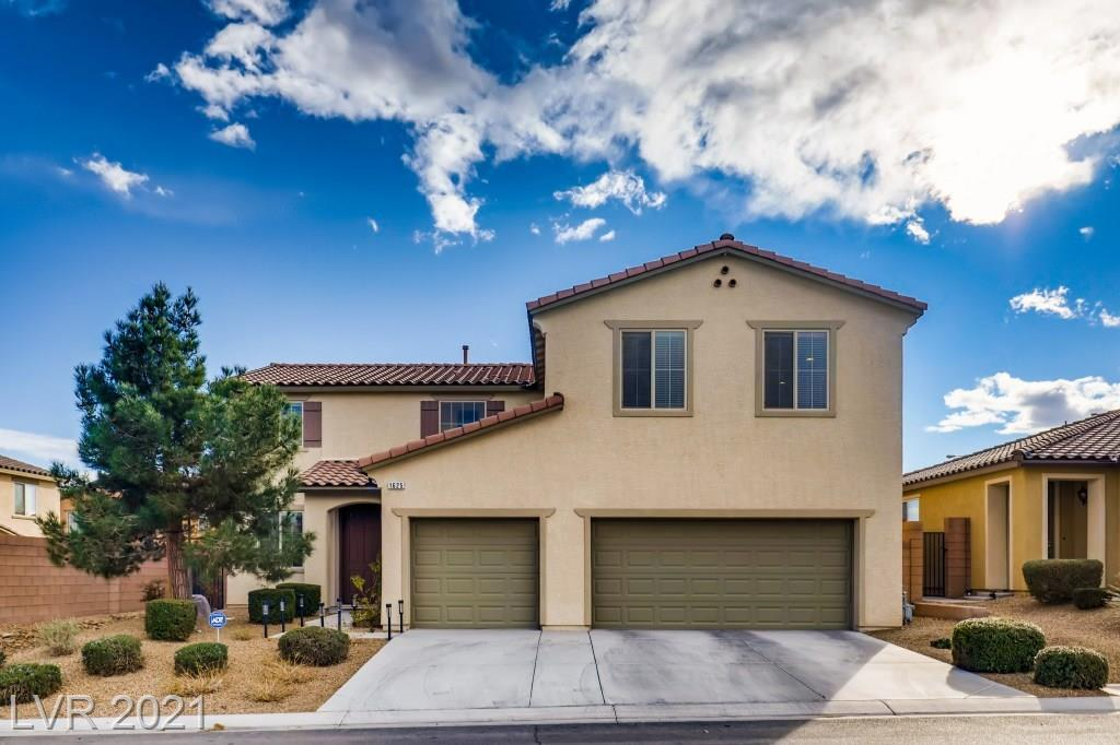 1625 Luna Vista Place Property Photo - North Las Vegas, NV real estate listing