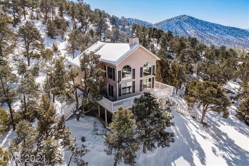 1340 Trout Canyon Road Property Photo - Las Vegas, NV real estate listing