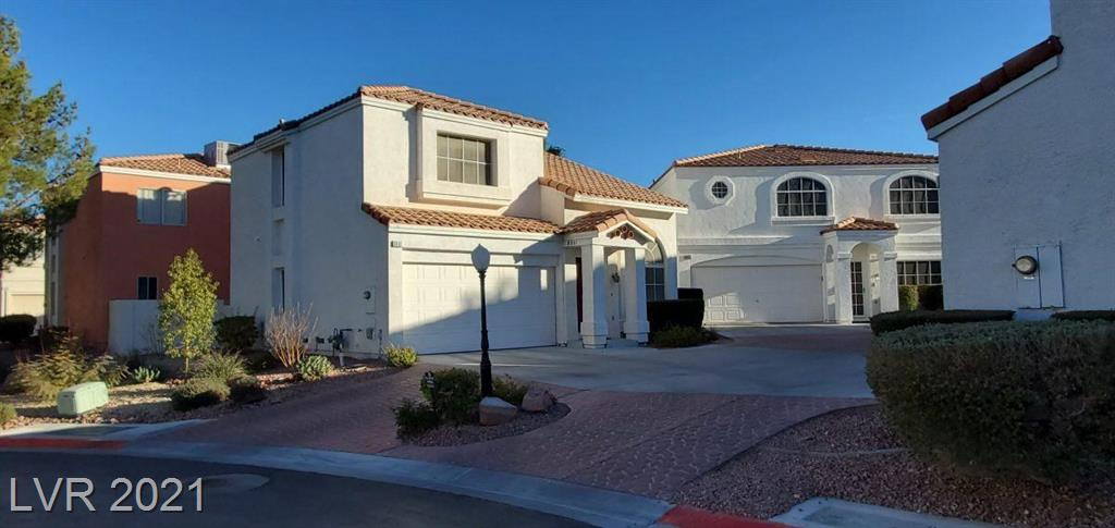 8801 Cornwall Glen Avenue Property Photo - Las Vegas, NV real estate listing