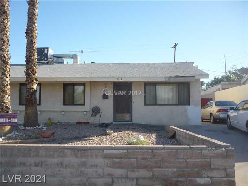 5317 Sugarfoot Avenue Property Photo