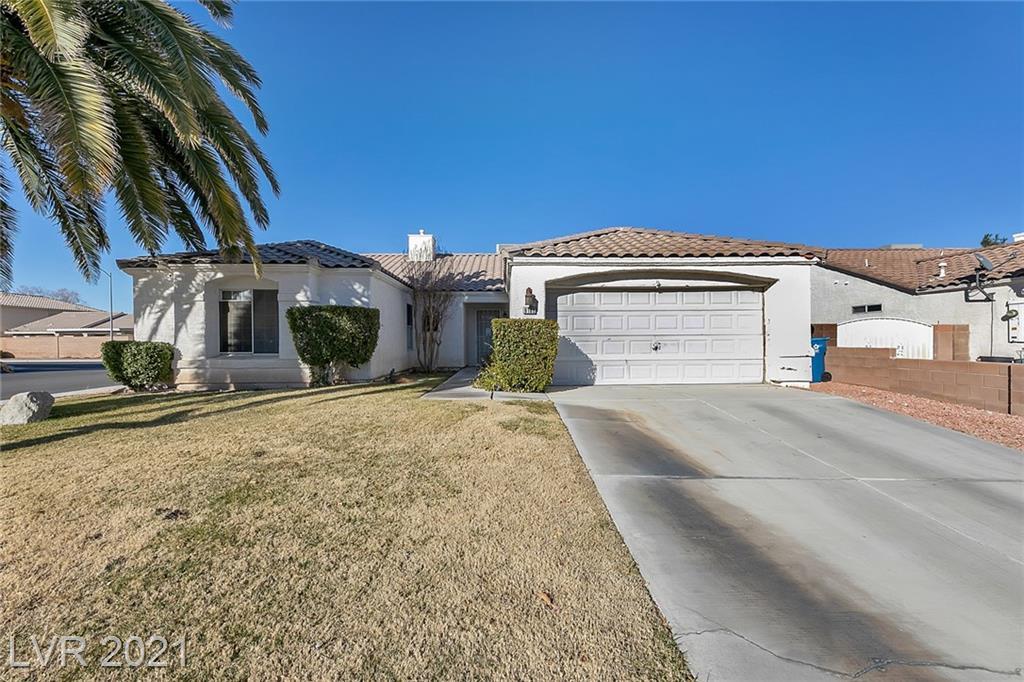 6160 Desert Haven Road Property Photo - Las Vegas, NV real estate listing