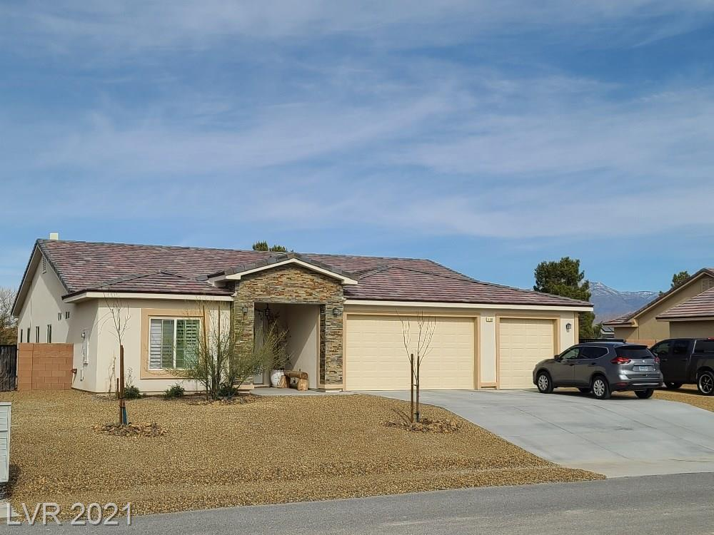 5100 Chasemoor Street Property Photo - Pahrump, NV real estate listing
