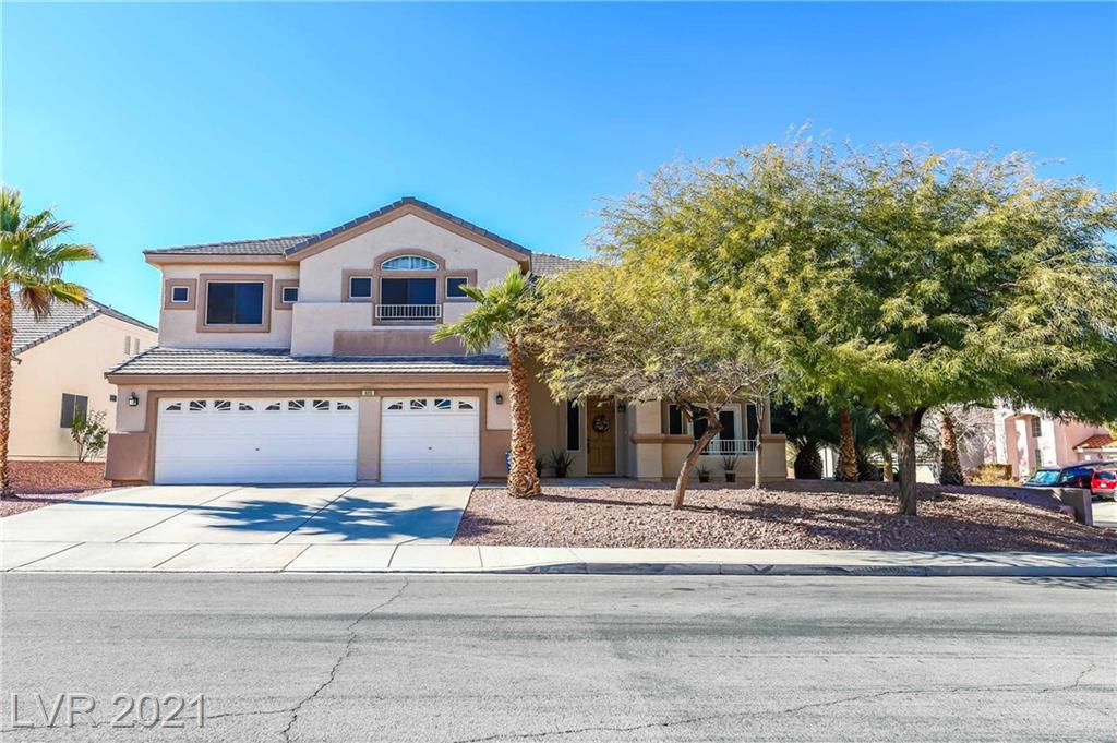 405 Millinocket Court Property Photo - Henderson, NV real estate listing
