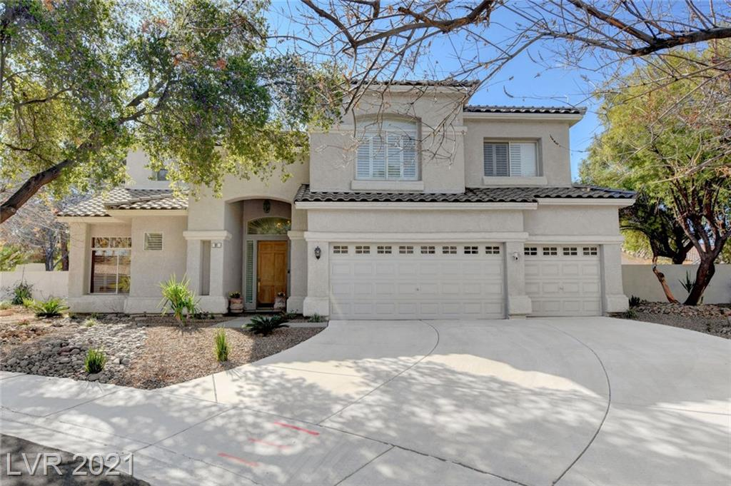 91 Shepherd Mesa Court Property Photo - Henderson, NV real estate listing
