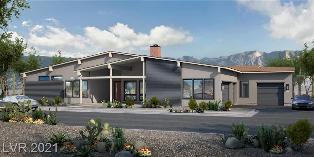 4345 N Dapple Gray Property Photo - Las Vegas, NV real estate listing