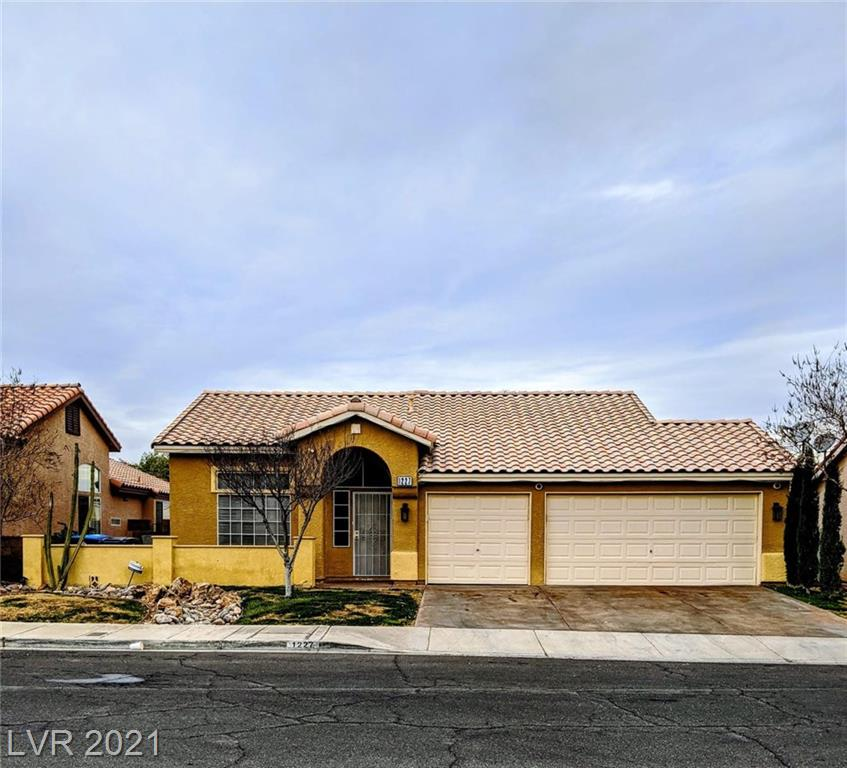1227 Phyllis Street Property Photo - Las Vegas, NV real estate listing