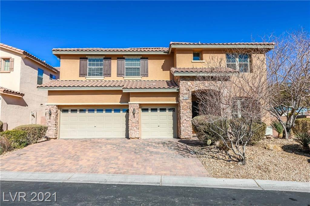 7908 Morning Queen Drive Property Photo - Las Vegas, NV real estate listing